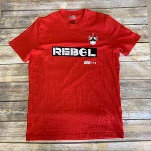 Under Armour Star Wars T-Shirt size Medium